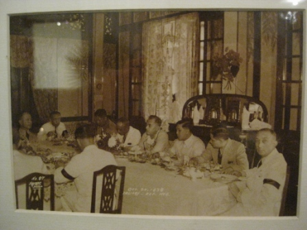 Manuel L. Quezon with Negrense Leaders